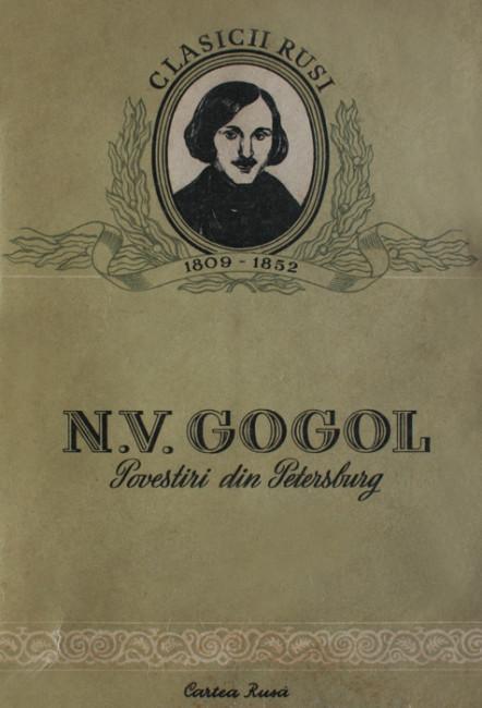 Povestiri din Petersburg - Nikolai Gogol