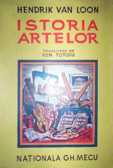Istoria artelor - Hendrik Willem van Loon