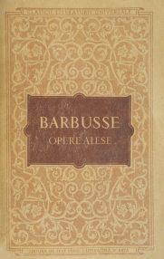 Opere alese - Henri Barbusse