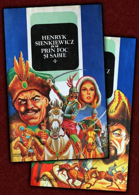 Prin foc si sabie (2 vol.) - Henryk Sienkiewicz