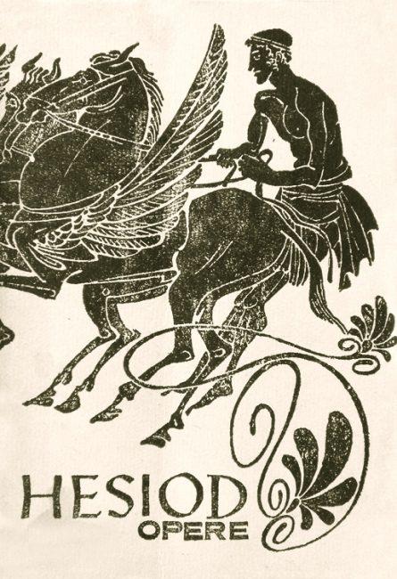 Opere - Hesiod