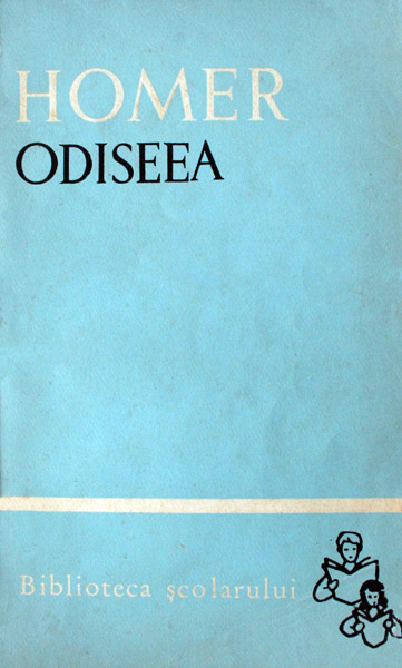 Odiseea (2 vol.) - Homer