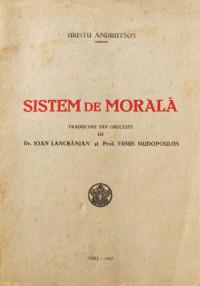 Sistem de morala (editia princeps