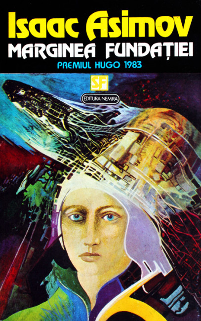 Marginea Fundatiei - Isaac Asimov