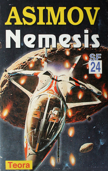 Nemesis - Isaac Asimov