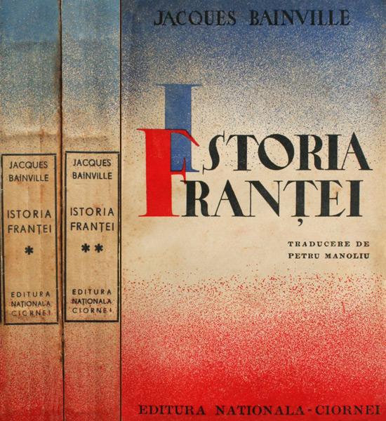 Istoria Frantei (2 vol.)