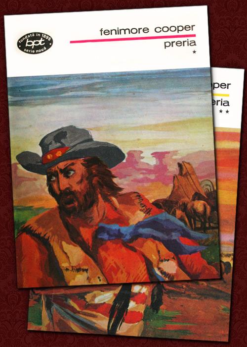 Preria (2 vol.) - James Fenimore Cooper