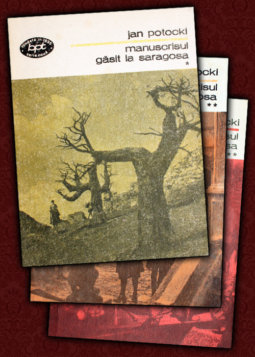 Manuscrisul gasit la Saragosa (3 vol.) - Jan Potocki