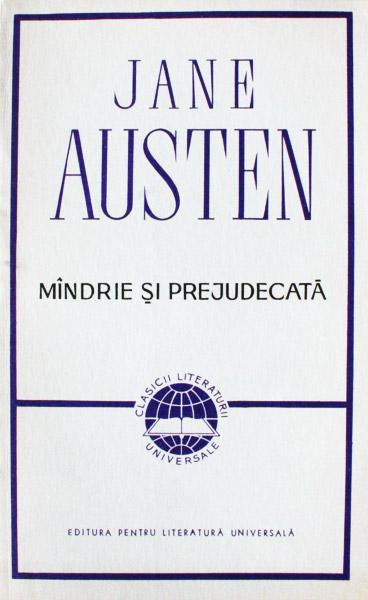 Mandrie si prejudecata - Jane Austen