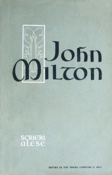 Scrieri alese - John Milton