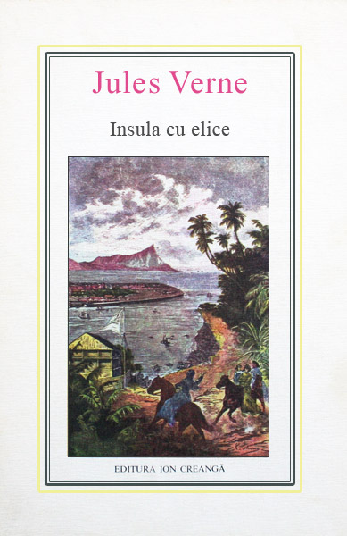 (16) Insula cu elice - Jules Verne
