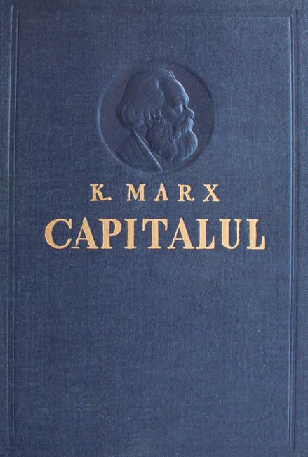 Capitalul - Karl Marx