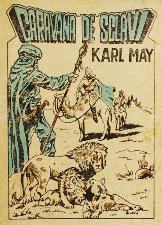 Caravana de sclavi - Karl May