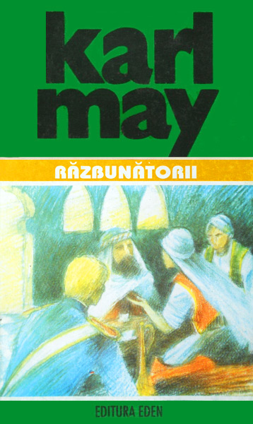Razbunatorii - Karl May