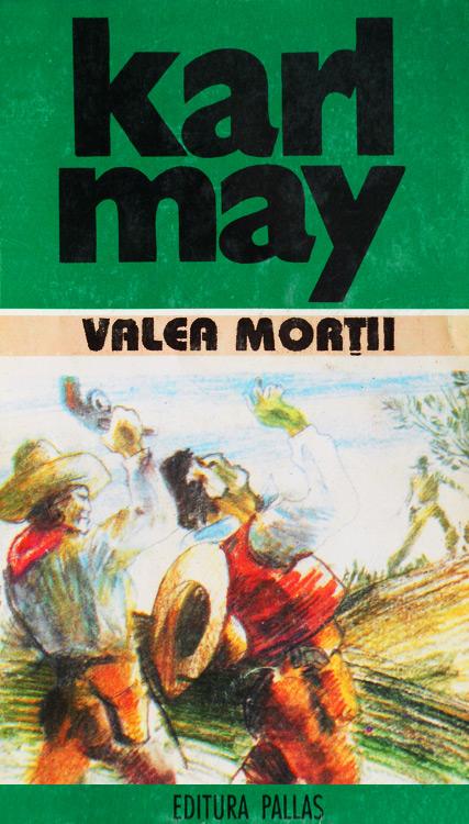 Valea mortii - Karl May