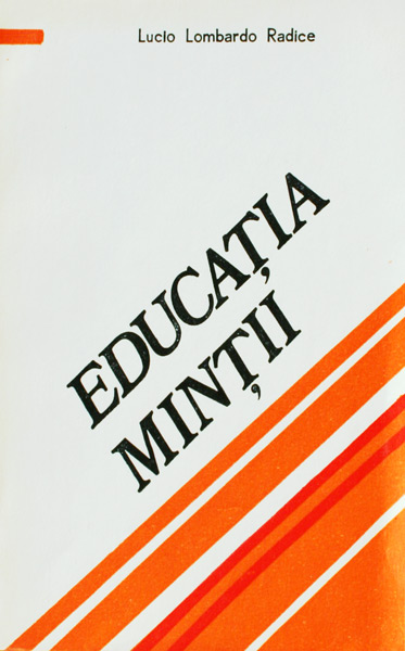 Educatia mintii - Lucio Lombardo Radice