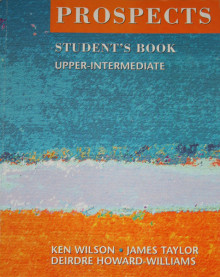 PROSPECTS - Student's Book (Upper Intermediate) - Macmillan