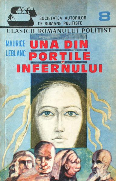 Una din portile infernului - Maurice Leblanc