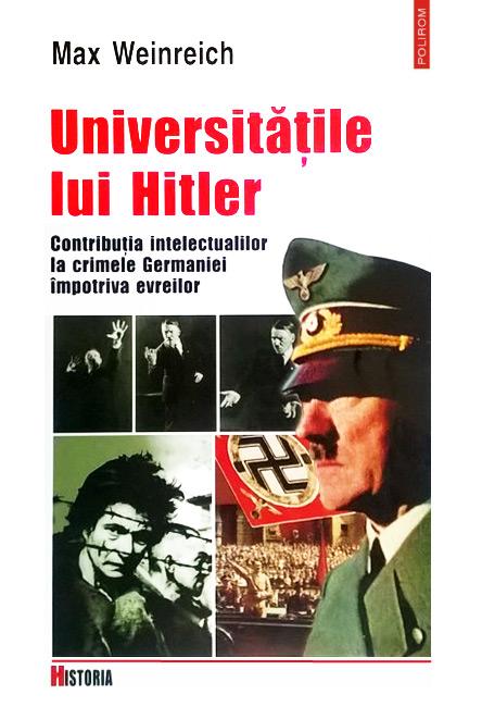 Universitatile lui Hitler - Max Weinreich