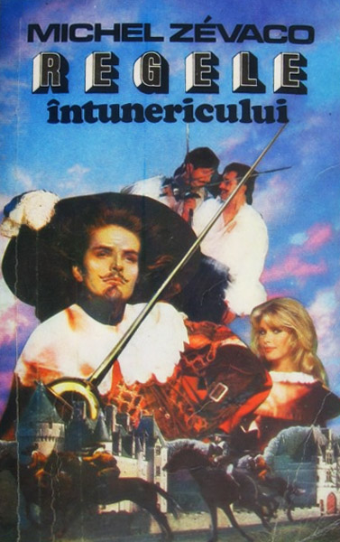 Regele intunericului - Michel Zevaco