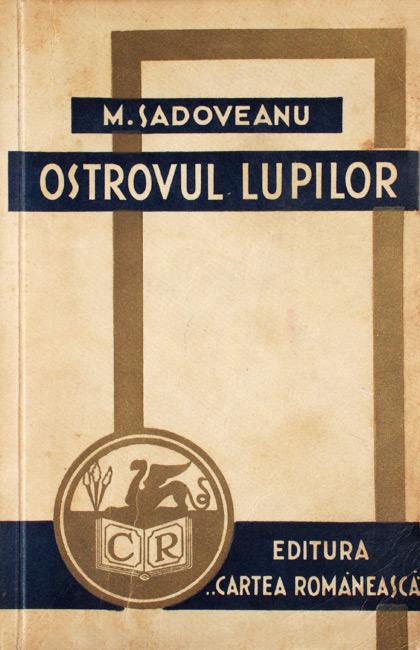 Ostrovul Lupilor (editia princeps