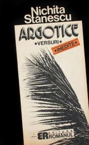 Argotice - Nichita Stanescu