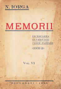 Memorii (editia princeps
