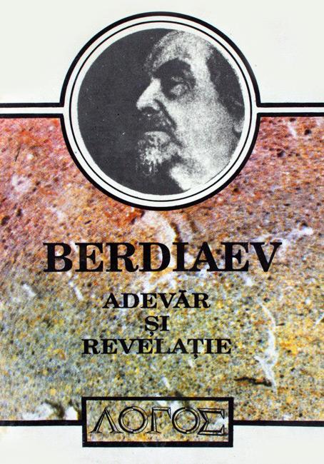 Adevar si revelatie - Nikolai Berdiaev