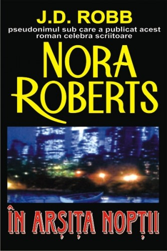 In arsita noptii - Nora Roberts