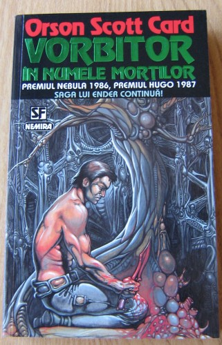Vorbitor in numele mortilor - Orson Scott Card