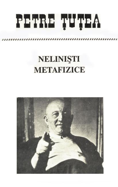 Nelinisti metafizice - Petre Tutea