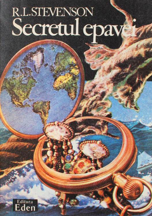 Secretul epavei - R.L. Stevenson