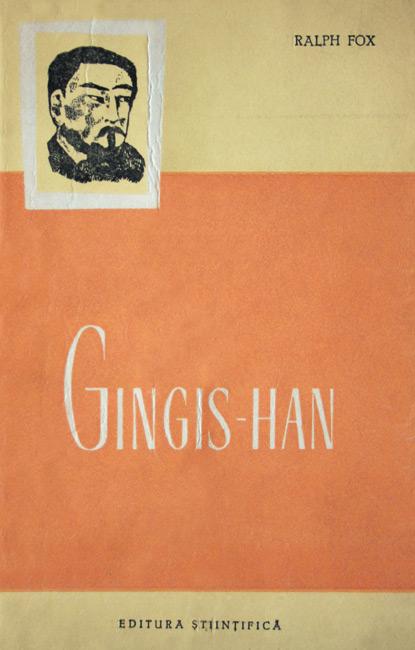 Gingis-Han - Ralph Fox