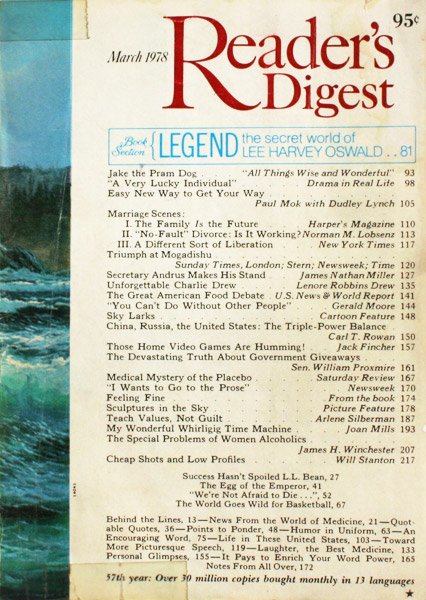Mar-78 - Reader's Digest
