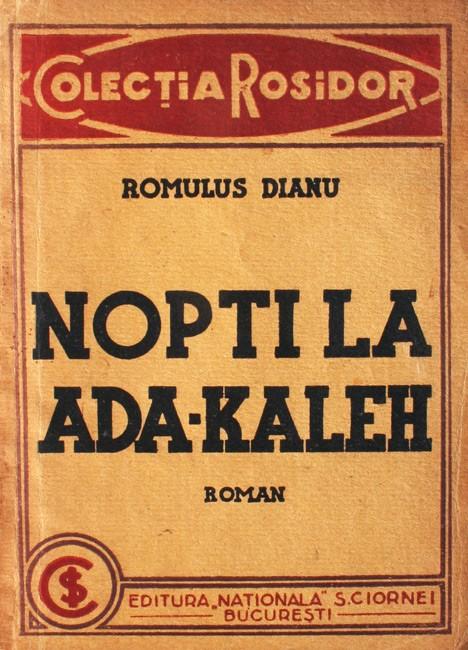 Nopti la Ada Kaleh (editia princeps