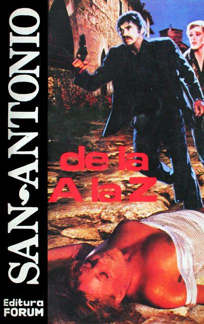 De la A la Z - San-Antonio