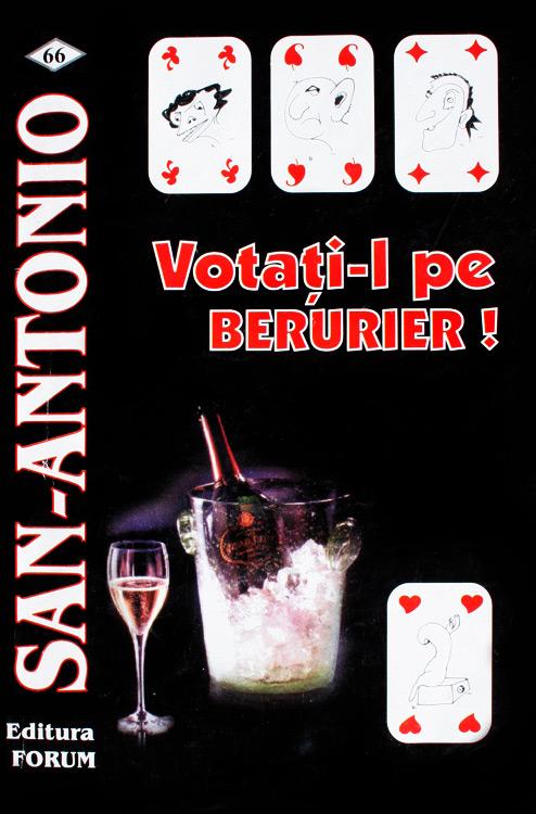 Votati-l pe Berurier! - San-Antonio
