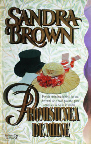 Promisiunea de maine - Sandra Brown