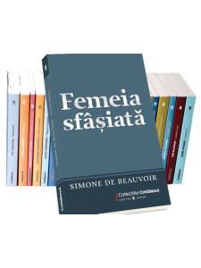 Femeia sfasiata - Simone de Beauvoir