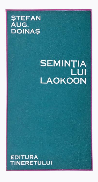Semintia lui Laokoon (editia princeps) - Stefan Augustin Doinas