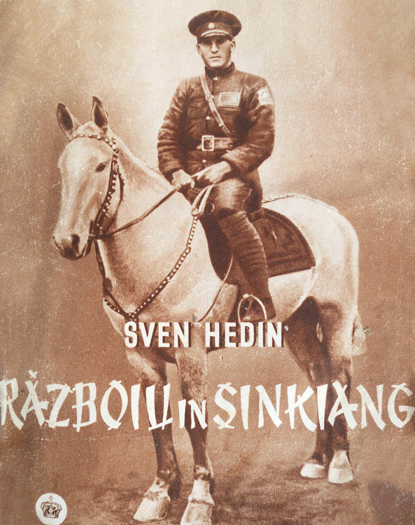 Razboiul in Sinkiang - Sven Hedin