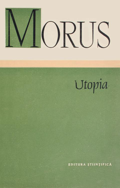 Utopia - Thomas Morus