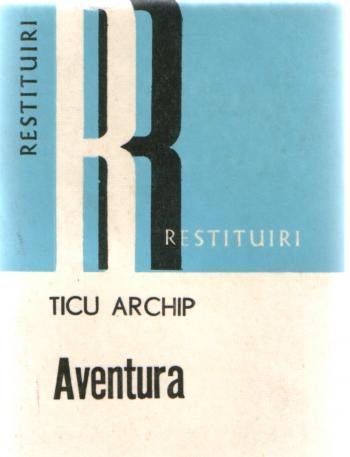 Aventura - Ticu Archip