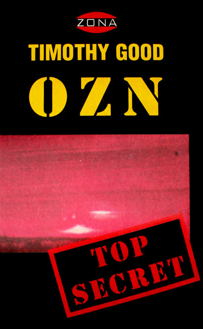 OZN - Top Secret - Timothy Good