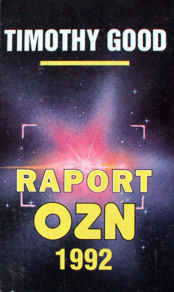 Raport OZN - Timothy Good
