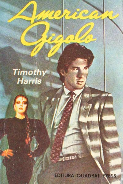 American Gigolo - Timothy Harris