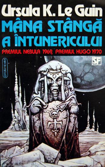 Mana stanga a intunericului - Ursula K. Le Guin