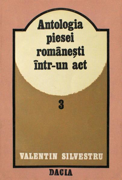 Antologia piesei romanesti intr-un act