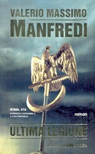 Ultima legiune - Valerio Massimo Manfredi