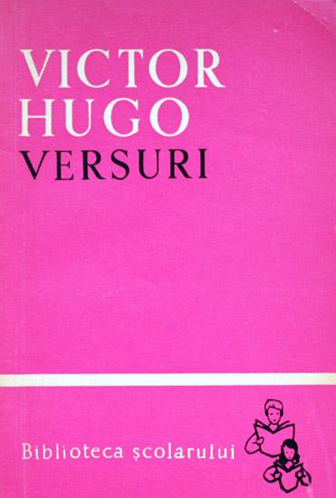 Versuri - Victor Hugo